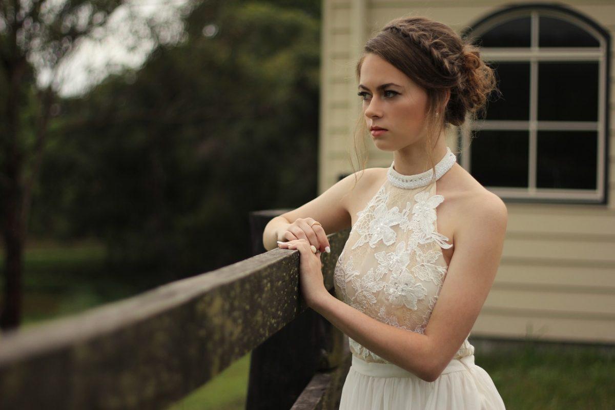 Bruid en bruidskapsels