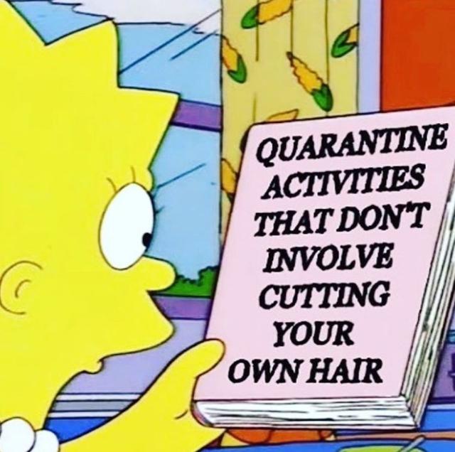 10 manieren om je haar niet uit verveling af te knippen